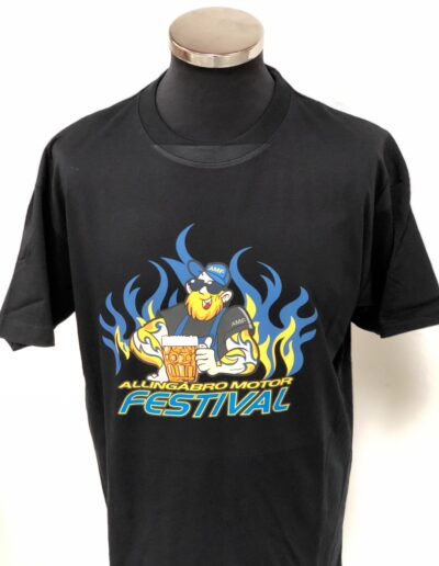 Allingåbro motorfestival t-shirt