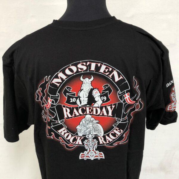 Mosten raceday 2019 t-shirt