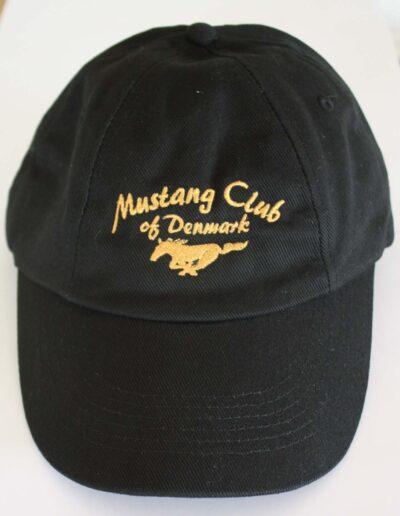 Mustangklub Damnark cap