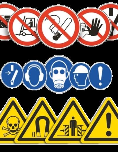 sikkerhedsskilte